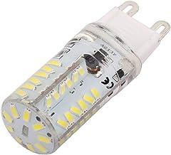 X-DREE AC/DC12V 3014 SMD LED Light Bulb Silicone Lamp 57-LED G9 2P Cool White (6e0802a4-a222-11e9-8d7c-4cedfbbbda4e)
