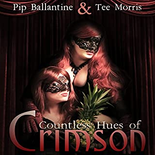 Countless Hues of Crimson audiobook cover art