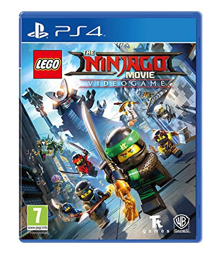 LEGO Ninjago Filmspiel: Videospiel (PS4)
