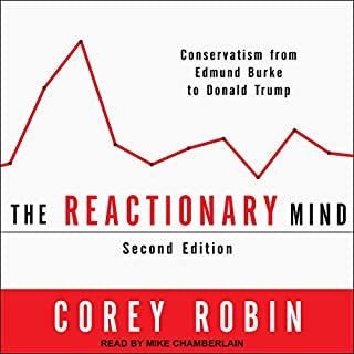 The Reactionary Mind cover art