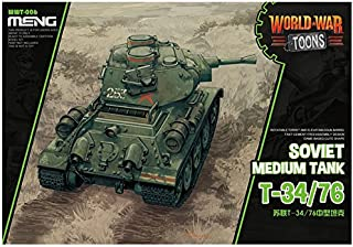 model tank building