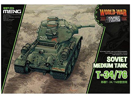 MENG-Model 918063 T34/36 Maqueta de