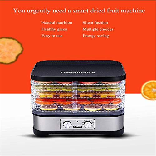 Affordable BABIFIS Household Timed Dried Fruit Machine Food Dehydration Dryer Fruit Vegetable Pet Me...