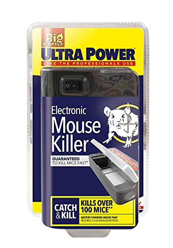The Big Cheese Ultra Power Electronic Mouse Killer (Quick,...