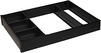 Ernst Manufacturing 4101 2.9-Inch Drawer Divider System, 5-Compartments