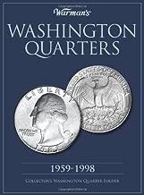 Washington Quarter 1959-1998 Collector's Folder (Warman's Collector Coin Folders)