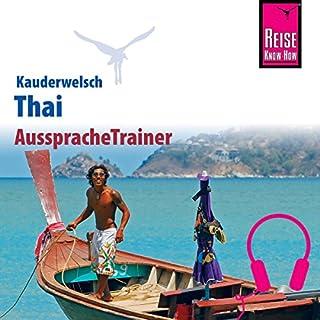 Thai (Reise Know-How Kauderwelsch AusspracheTrainer) Titelbild