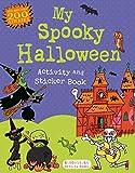 My Spooky Halloween Activity and Sticker Book (Sticker Activity Books)