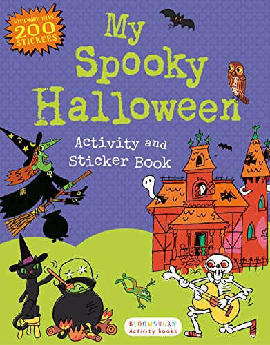 Compare Textbook Prices for My Spooky Halloween Activity and Sticker Book Sticker Activity Books Act Csm St Edition ISBN 9781619633322 by Bloomsbury