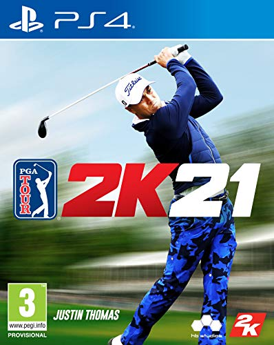 Jogo PGA Tour 2k21 PS4