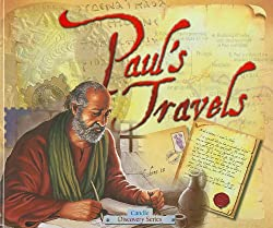Paul's Travels (Candle Discovery Series)
