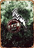 BIT DIPLA 1 FC Koln 2# Poster Lustiges Schild Blechkunst