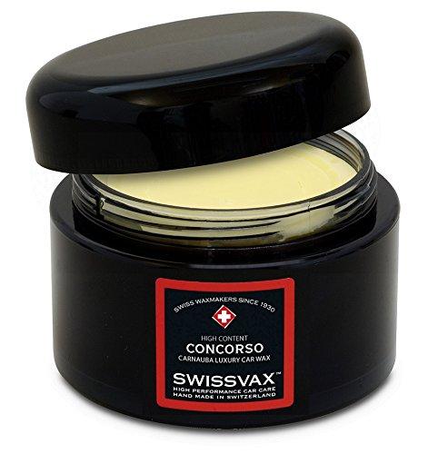 SWISSVAX SWIZÖL CONCORSO Concours-Wachs, 50 ml