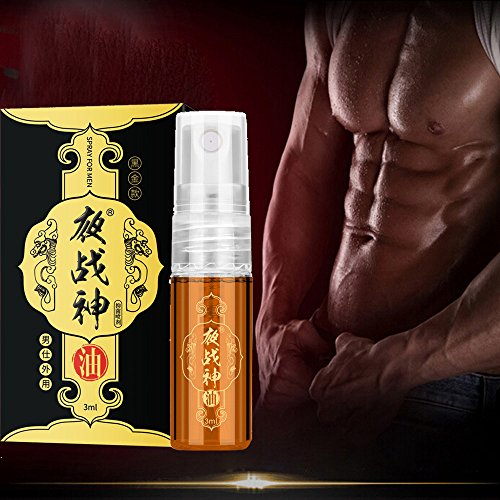 QWV Male Natural Essential Oil Spray 10ML Effective Enlarge Permanent Thickening Growth Pills Increase Liquid Men Health Care Enlarge Oil Delay Performance Boost Strength Circulatory Support