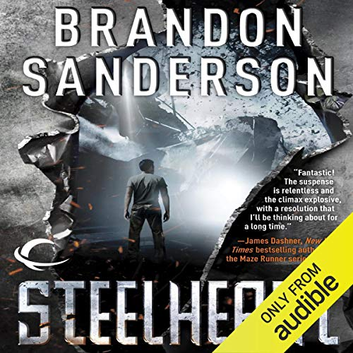 Steelheart cover art
