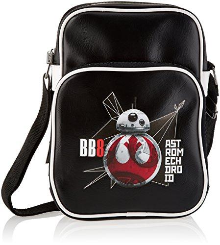 Las bolsas ABYstyle reproducen logos o personajes icónicos appartenenti a películas, serie televisión, serie déle, cómics, juegos y mucho más Las bolsas son todas disponen de correa de longitud ajustable y varios bolsillos Las bolsas son tradicionalm...