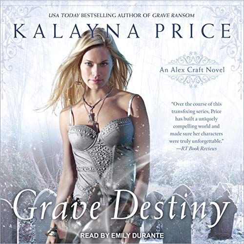 Grave Destiny audiobook cover art