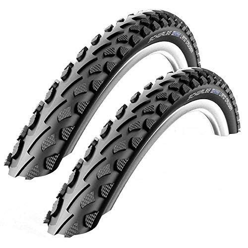 Schwalbe Land Cruiser 26' x 1.75 Mountain Bike Tyres (Pair)