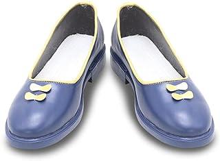 【丹萍七色】バーチャルYouTuber VTuber 犬山たまき いぬやま たまき コスプレ 靴 コスプレブーツ シューズ コスチューム アニメ cosplay shoes(ご注文時にサイズをお知らせください)