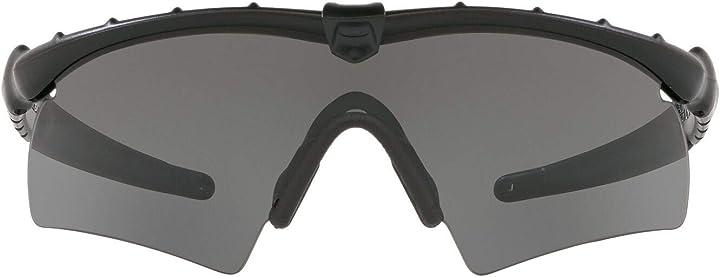 Occhiali oakley si m frame 2.0 occhiali nero con/ lente grigia 11-142 0OO9061