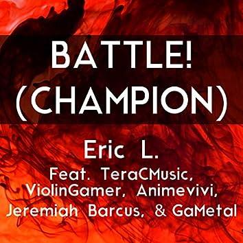 "Battle! (Champion) [from ""Pokemon G/S/C""]"