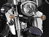 National Cycle N76609 Switchblade Chrome Lower Deflectors