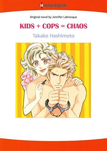 Kids + Cops = Chaos: Harlequin comics (English Edition)