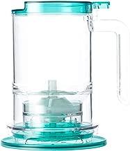 T2 Tea Teamaker with Tea Infuser and BPA-Free Plastic, Loose Leaf Tea Maker, Aqua, 500ml