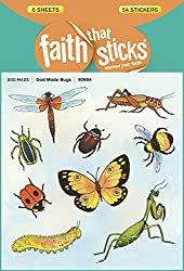 God Made Bugs (Faith That Sticks)