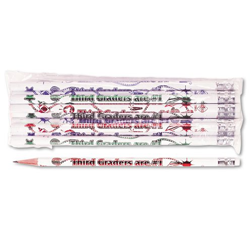 Mpd7863Bus Pencil Third Grader #1 We