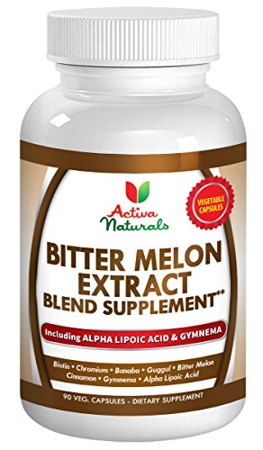 Bitter Melon Extract Blend Supplement