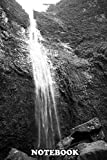 Notebook: The Waterfall , Journal for Writing, College Ruled Size 6' x 9', 110 Pages