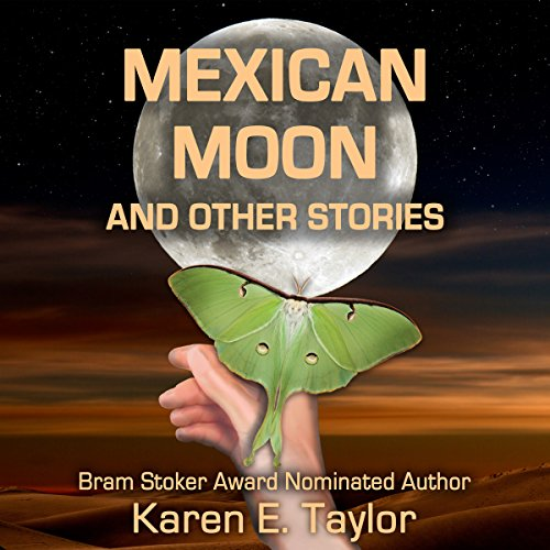 Mexican Moon and Other Stories audiobook cover art