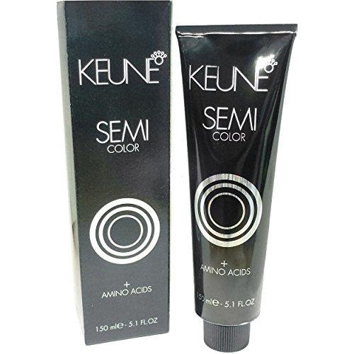 Keune Semi Permanent Color Haar Farbe Coloration - 150 ml versch. Nuancen - 09.34 Light Golden Copper Blonde/Hell Hell Gold Kupfer Blond