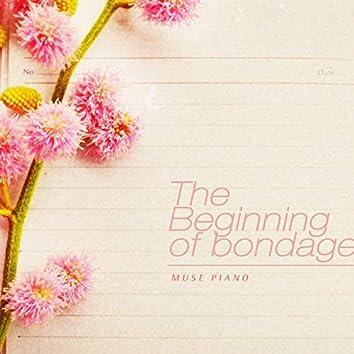 Beginning of bondage