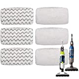 F Flammi 6 Pack Steam Mop Pad for Bissell PowerFresh...