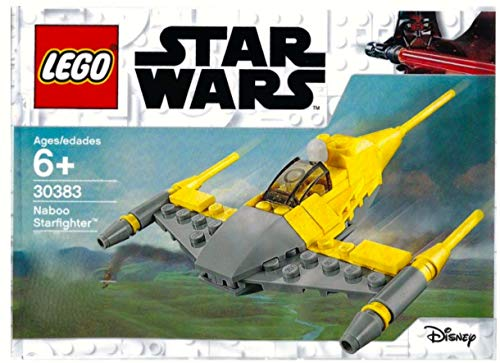 LEGO® - Sets - Star Wars - 30383 - Naboo Starfighter™