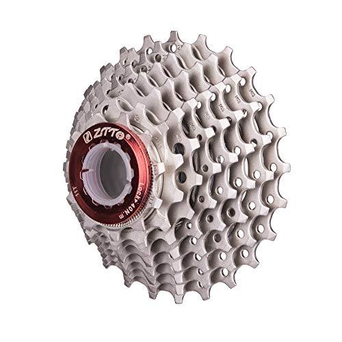 shuai Camino de la Bicicleta Parts 8S 16s 24s Velocidad Rueda de Ruedas dentadas 11-25T compatibles for Shimano 2400 2300 Claris Partes de la Bicicleta (Color : 8Speed 11 25T)