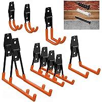 10-Pack Orasant Heavy Duty Garage Hooks