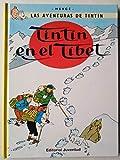 C- Tintín en el Tíbet: Tintin en el Tibet (LAS AVENTURAS DE TINTIN CARTONE)