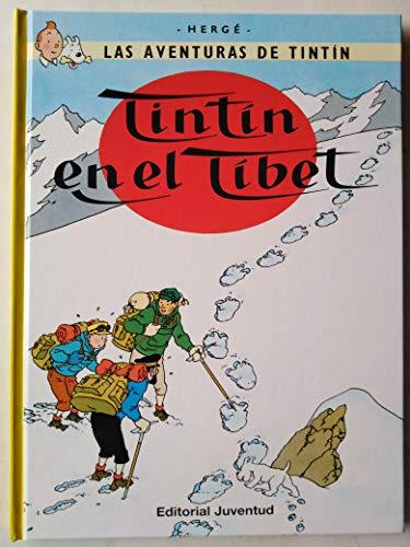 C- Tintín en el Tíbet...