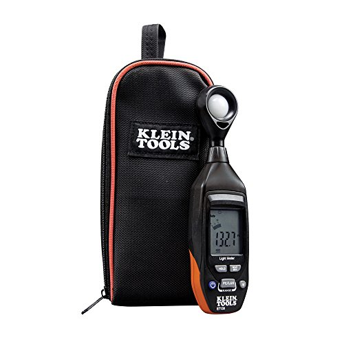 Klein Tools ET130 Digital Light Meter
