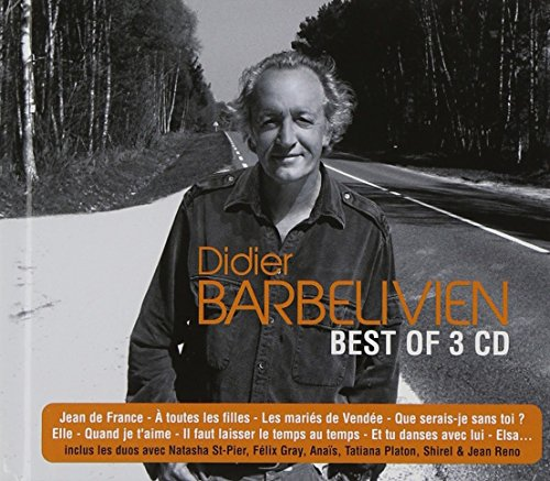Best of Didier Barbelivien
