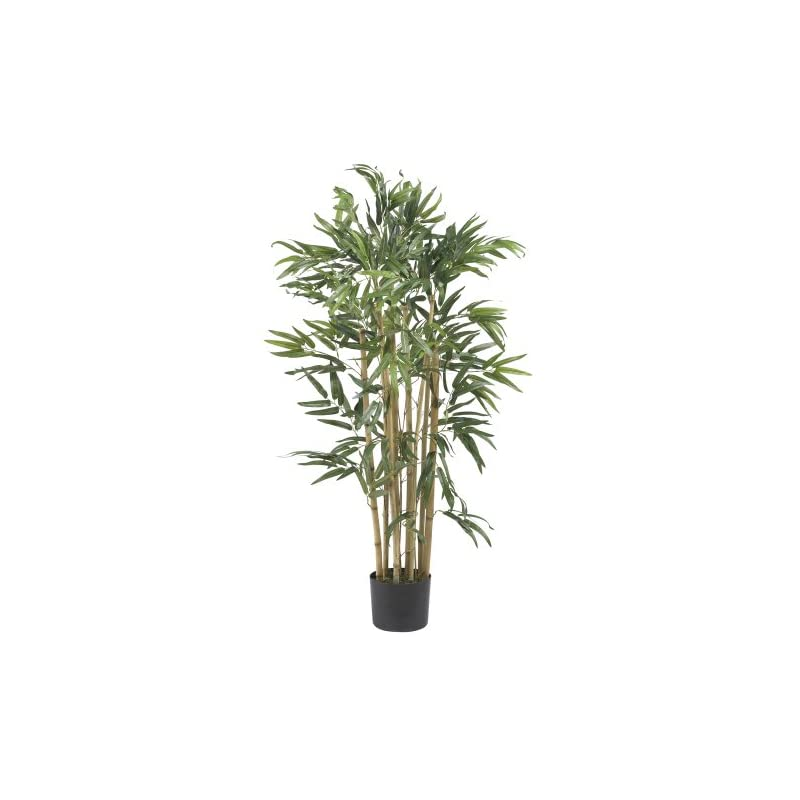 silk flower arrangements nearly natural artificial trees, 36in, green