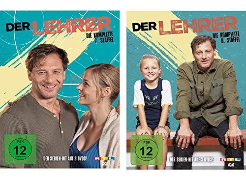 Der Lehrer - Die komplette Staffel 7+8 im Set - Deutsche Originalware [6 DVDs]
