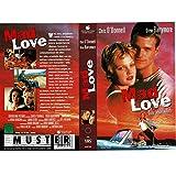 Mad Love - Drew Barrymore - VHS-Einleger A4 - ohne Cassette/Hülle