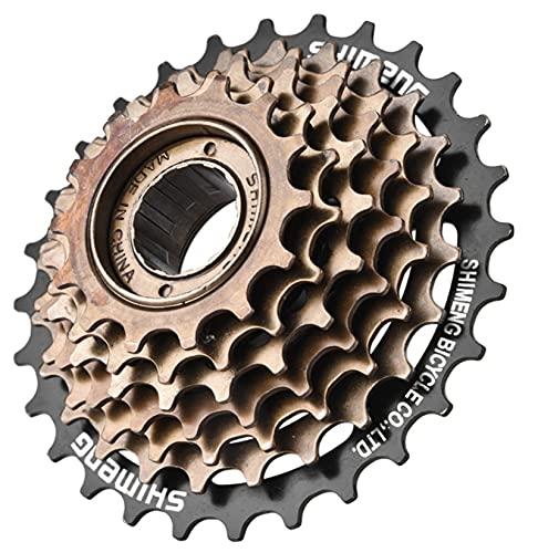 ZHAOFENGMING Rueda Libre para Bicicleta De 7 Velocidades 14-28T, Rueda Dentada De Cassette para Bicicleta, Accesorio De Repuesto para Bicicleta De Montaña, para Bicicleta MTB, Bicicleta