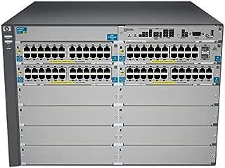 HP Procurve E5412-92G-PoE+/2XG-SFP+ v2 zl Switch Chassis (J9532A#ABA)
