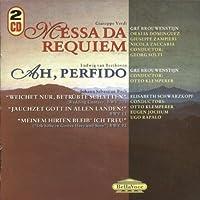 Verdi: Requiem by BROUWENSTIJN / SOLTI / KLEMPERER