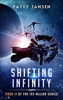 Shifting Infinity (ISF-Allion Book 2) by [Patty Jansen]